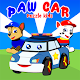 Paw Car Puzzle Patrol Kids