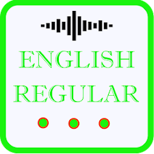 Learn English Regular