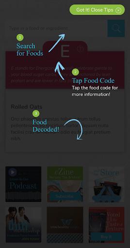 THM Food Analyzer For PC