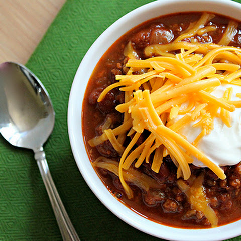 Traditional Chili