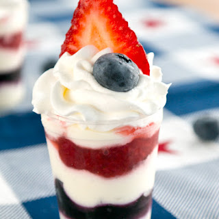 Bavarian Cream Parfaits