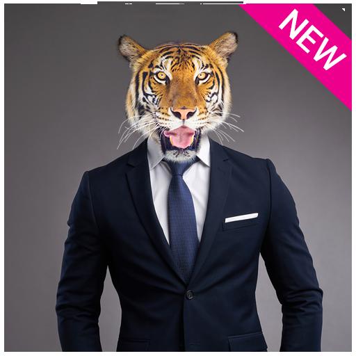 Animal face photo maker (app)