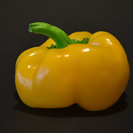 Yellow by Marco Bertamé - Food & Drink Fruits & Vegetables ( paprika, green, yellow,  )