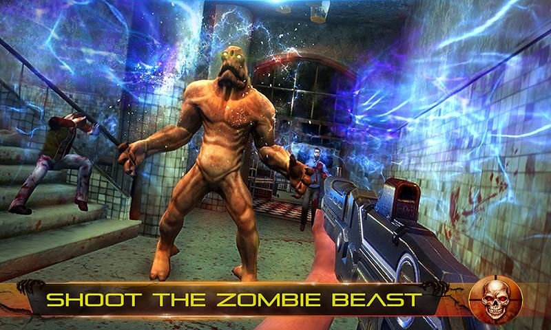 Infected House: Zombie Shooter Screenshot 3