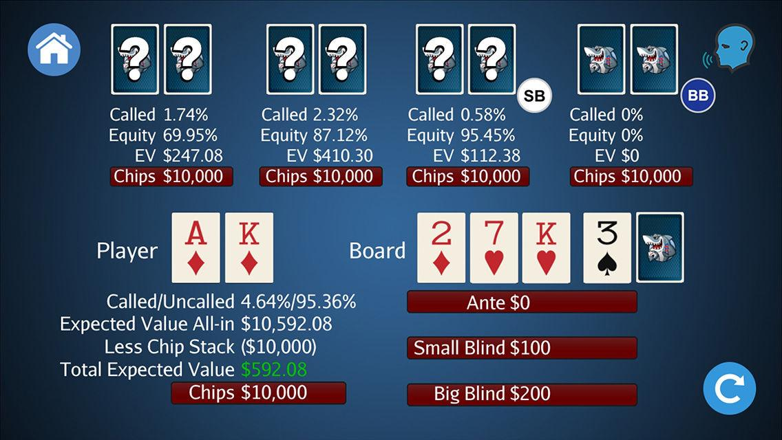 Poker Odds+ Screenshot 7