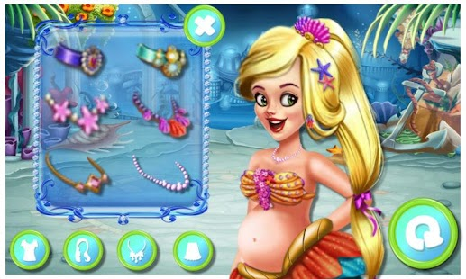 Pregnant Fairy Dress Up- screenshot thumbnail