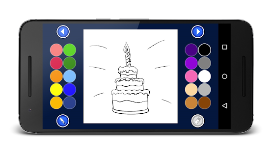 Coloring Book for Children - screenshot