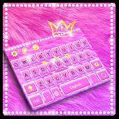 App Pink Queen Keyboard APK for Windows Phone