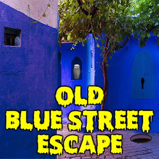Old Blue Street Escape- screenshot thumbnail