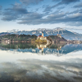Bled.. by Mario Španjić - Landscapes Travel ( bled )