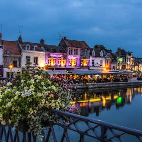 Amiens by Emanuele Zallocco - City,  Street & Park  Historic Districts