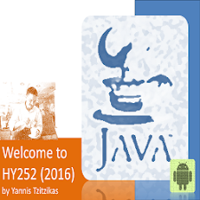 WelcomeToHY252 (Java quotes)