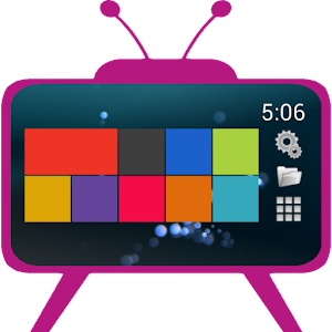 Cover art Top TV Launcher