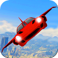 Game Futuristic Flying Car Ultimate APK for Kindle