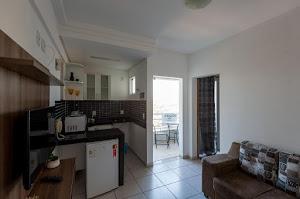 Flat residencial à venda, Setor Sul, Goiânia - FL0006. - Setor Sul+venda+Goiás+Goiânia