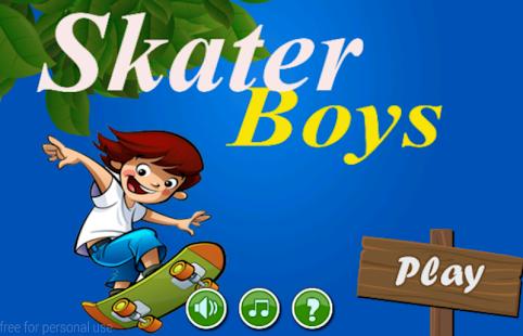 Skater Boy description