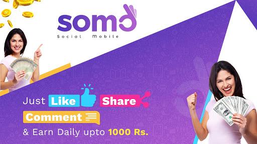 SoMo - Social Mobile screenshot 1