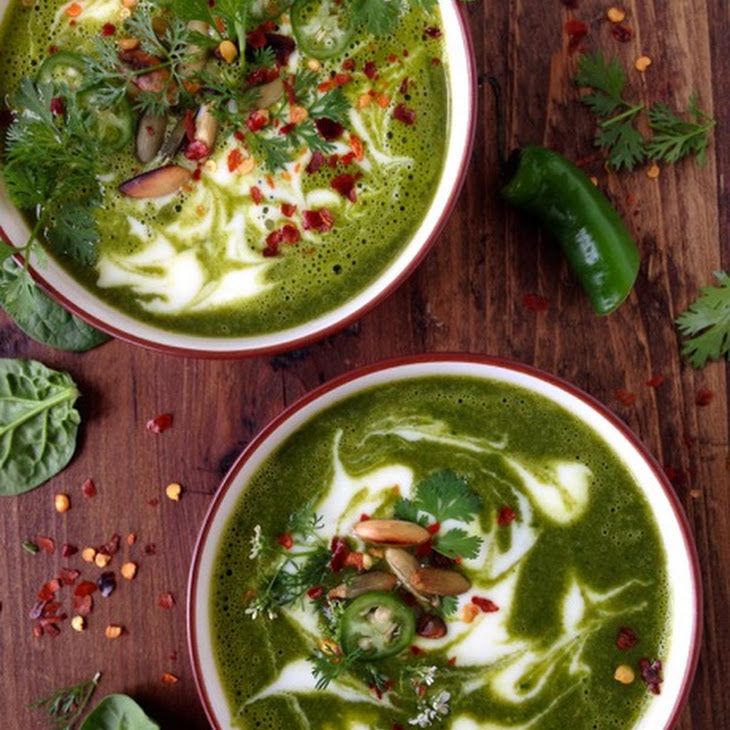 Vegetarian Kale Soup Recipe | Yummly