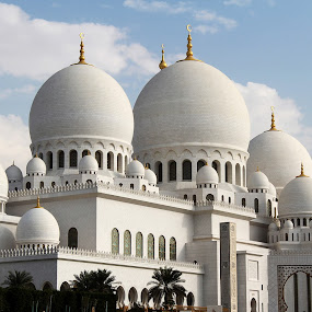 Sheikh Zayed Mosque by Murshalin Ahmed - Buildings & Architecture Public & Historical