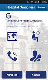 Hospital Granollers - screenshot