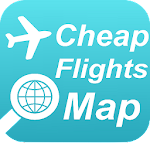 Skycanner - Cheap Flights Map Icon