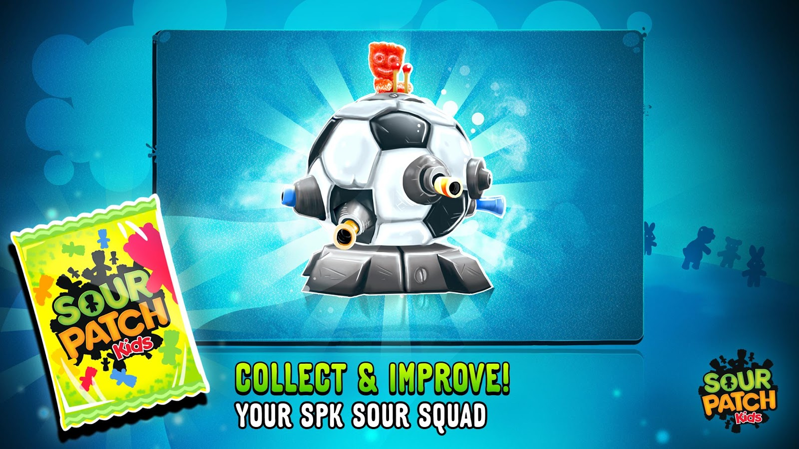 Sour Patch Kids: Candy Defense Screenshot 4