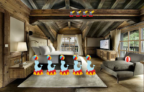 Chalet Grand Cerf Escape- screenshot thumbnail