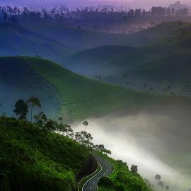 by Hanan Maulana - Landscapes Mountains & Hills