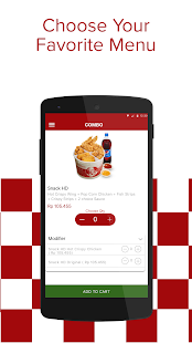 Free KFC Indonesia - Home Delivery APK for Android