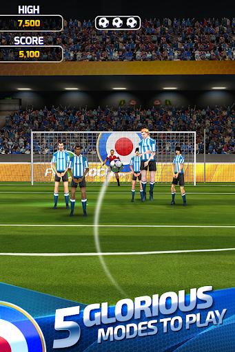 Flick Soccer 15 screenshot 1