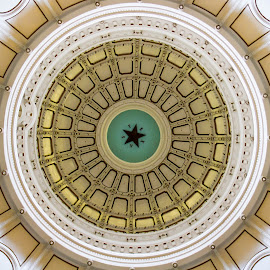 Capital Rotunda Austin, Texas by Matthew Chambers - Buildings & Architecture Statues & Monuments ( rotunda, ausitn, dome, matthew chambers photography, architecture, capital )