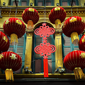 Chinese New Year Ornament by Welly Agus - Artistic Objects Other Objects