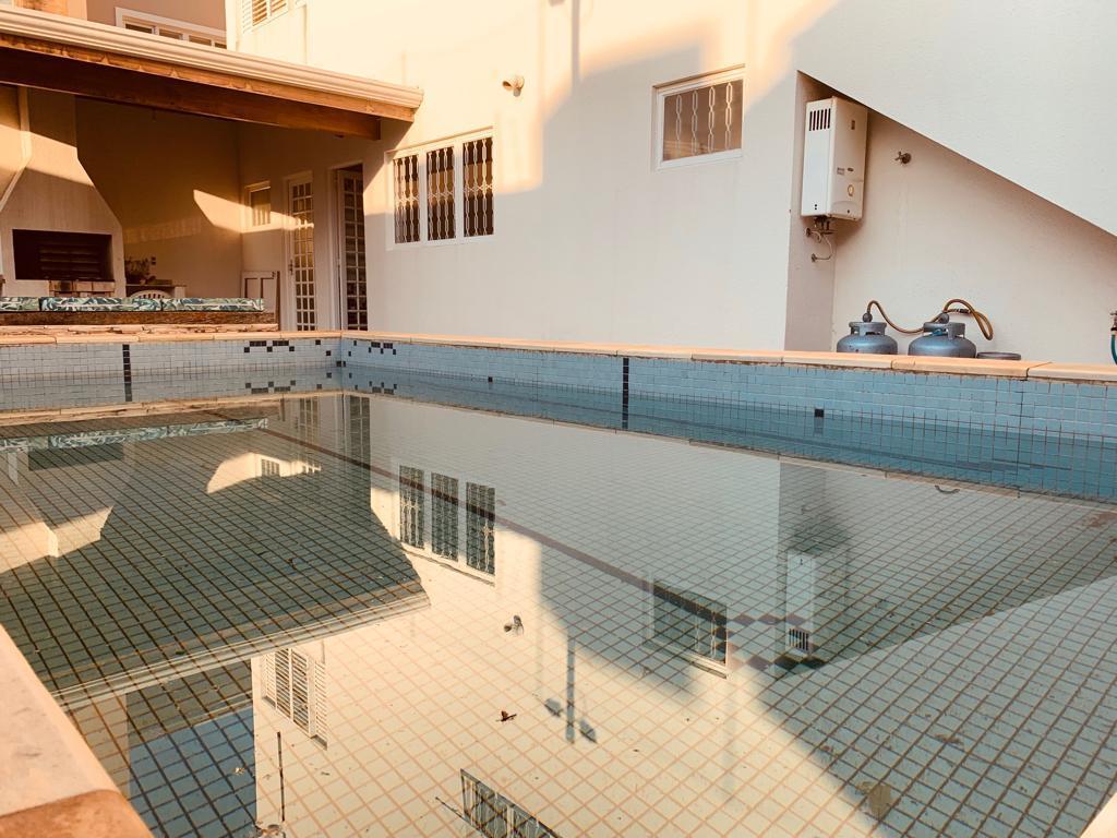Casa com 3 dormitórios à venda, 246 m² por R$ 1.000.000,00 - Parque da Hípica - Campinas/SP