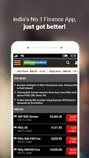 App Moneycontrol Markets on Mobile APK for Kindle