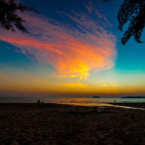 The Cloud by Ramlan Abdul Jalil - Landscapes Sunsets & Sunrises