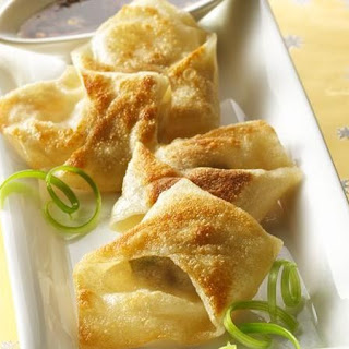 Pot Stickers with Sweet Soy Dipping Sauce
