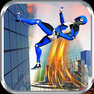 Flash Robot Speedster: Cop Robot hero- Flash games For PC / Windows 7/8/10 / Mac – Free Download