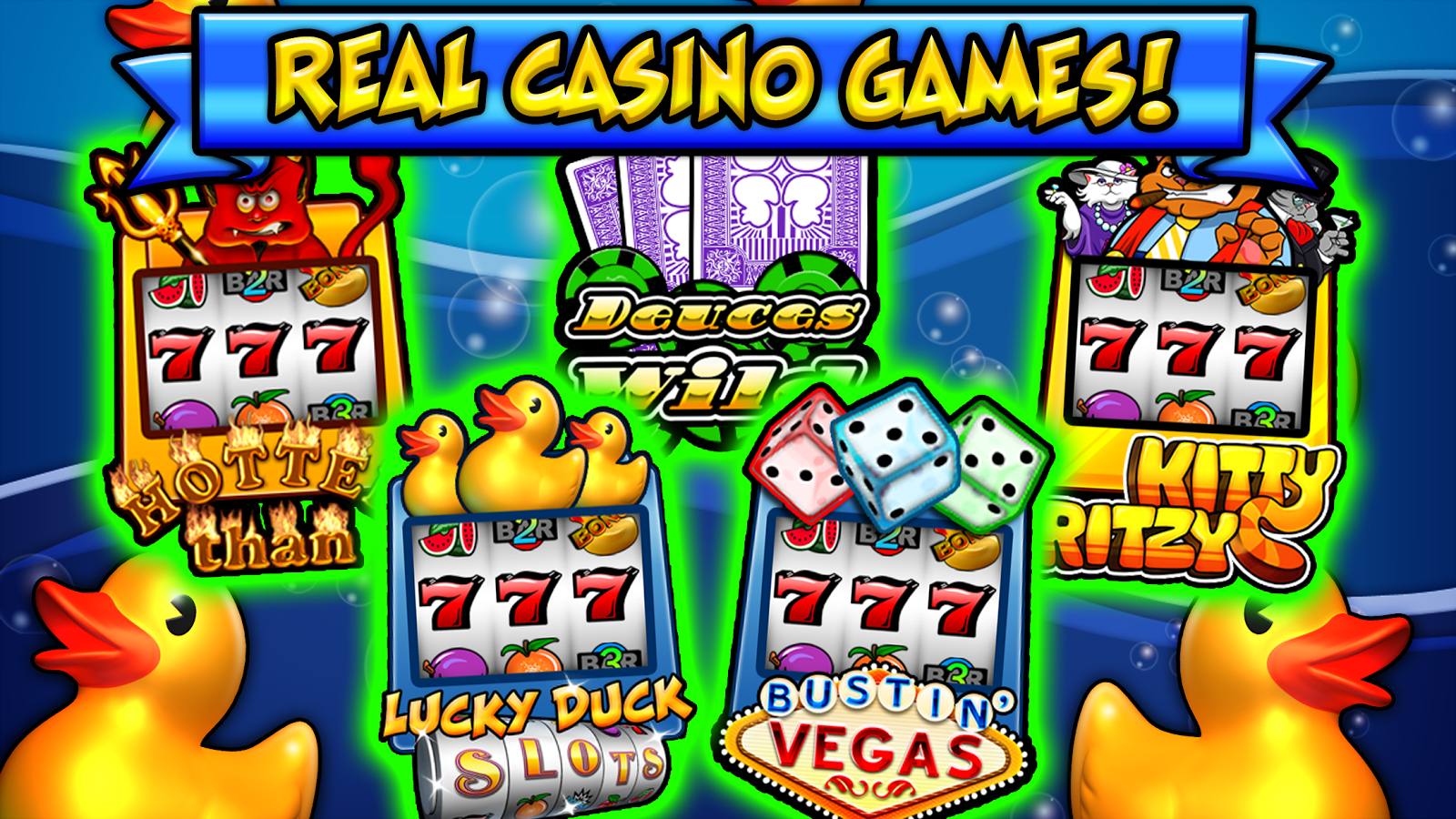 Lucky Duck Slots Screenshot 6