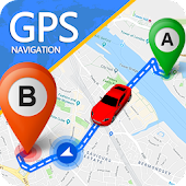 GPS Route Finder App: Directions, Navigation Maps