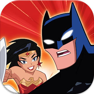 Justice League Action Run (Unreleased) APK Cracked Download