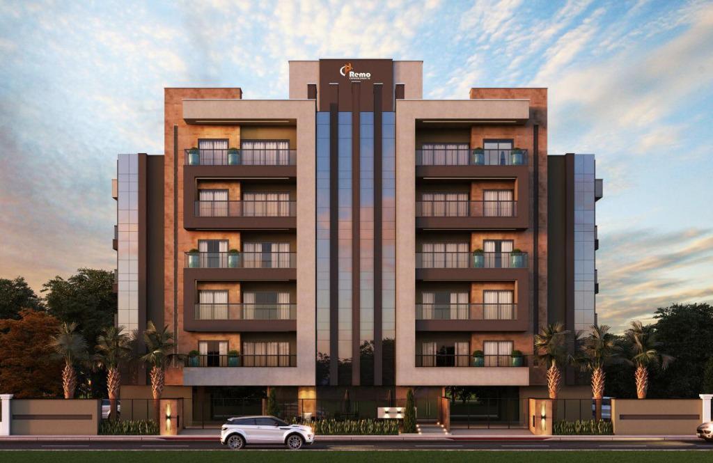 Apartamentos com 3 dormitórios com vista para o mar, a partir R$ 658.000 - Praia de Palmas - Governador Celso Ramos/SC