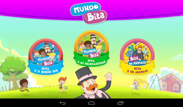 Mundo Bita APK screenshot thumbnail 6