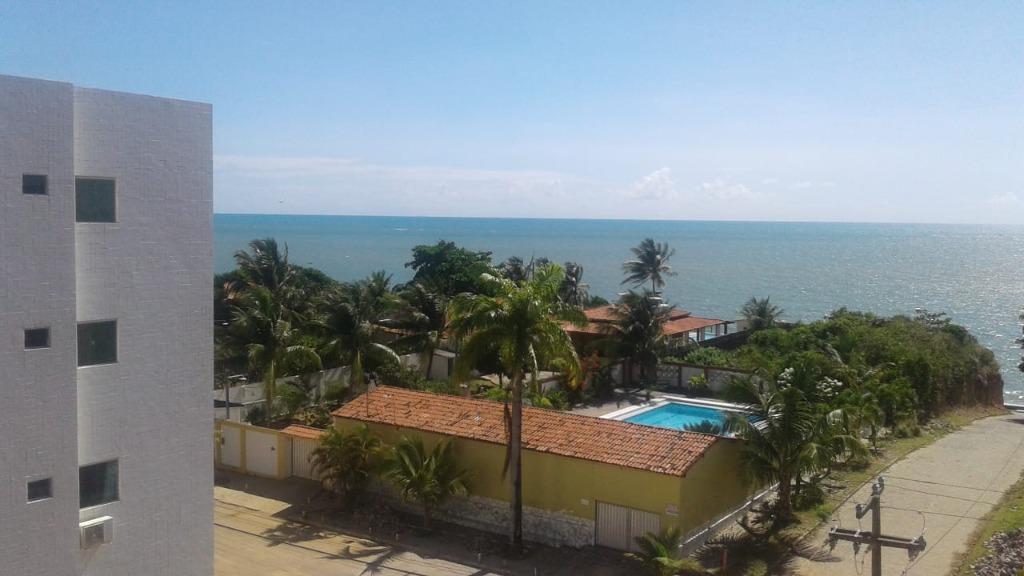 Cobertura com 4 dormitórios à venda, 160 m² por R$ 500.000 - Jacumã - Conde/PB