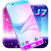 Live wallpaper for Galaxy J7