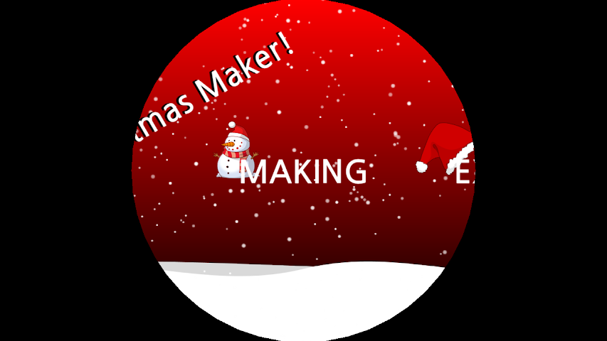 android Christmas Maker Screenshot 4