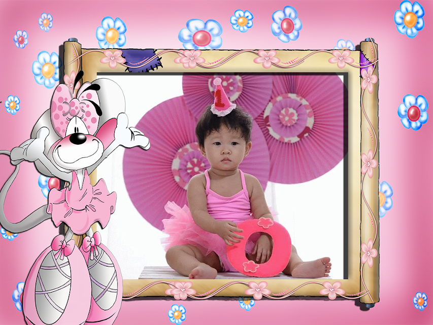 Kid Photo Frames screenshots