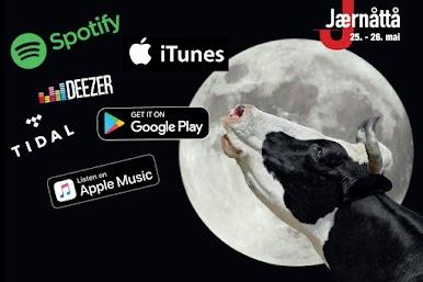 Her er musikken til Jærnåttå!