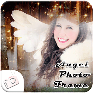 Angel Wings Photo Frames