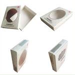Newest Popular Transparent Plastic Clear Pvc Small Plastic Storage Totes Gift Box