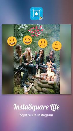 InstaSquare Lite:Size Collage 1.1 screenshot 303032